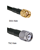 RF Cable Assembly for Outdoor GPS 20FT -  RFCBL-GPS-20FT
