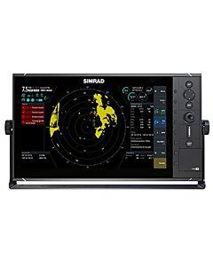 Simrad 000-12195-001 R3016 Radar Control Unit W/TXL-10S-4 10KW4'ANT W/20M