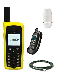 Iridium 9555 Marine Package w/ SatStation Cradle