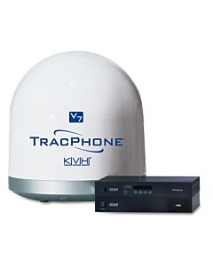KVH Tracphone V7 Flyaway Kit by SatStation