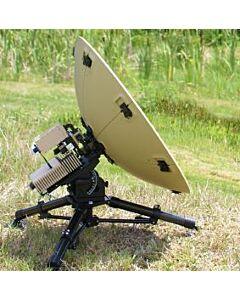Cobham Explorer 25W 3075 Maverick Flyaway VSAT System