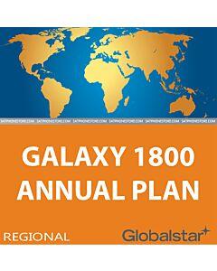 Globalstar Galaxy 1800 Annual Plan