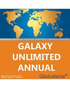 Globalstar Galaxy Unlimited Annual Plan