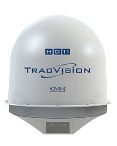 KVH  TracVision HD11 Empty Dome/Baseplate