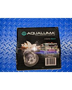 Aqualuma AQLW6 6 Series Gen II Underwater Light, White