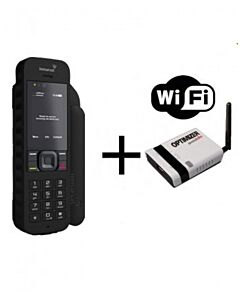 Inmarsat IsatPhone 2 WIFI Package -Satellite Phone w RedPort Optimizer