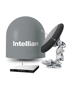 Intellian GX100PM Grey1M Ka-band GX Military Grade Terminal