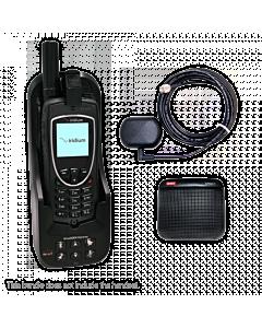 Beam BEA-9575DDHB DriveDOCK Bundle w/ Antenna & Handset - Iridium 9575