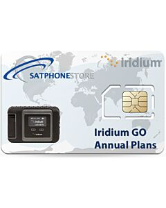 Iridium GO! Annual Plans