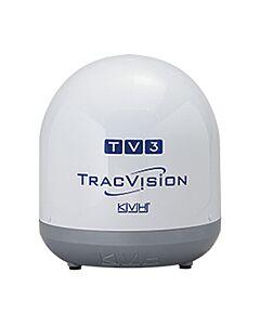 KVH TracVision TV3 - Single  Output LNB - Europe, SKY Brazil, SKY Mexico Asia