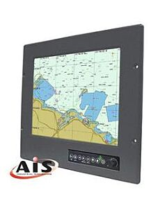 "15"" Marine Grade Touch Screen Monitor"
