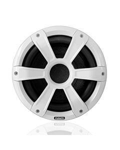 "Fusion 10"" 450 WATT Sports White Marine Subwoofer With LED's"