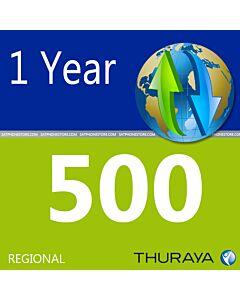 Thuraya 500 Unit Scratch Code