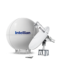 Intellian v240M Circular-Linear C-Band with 240cm Reflector