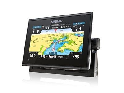 Simrad 000-13763-001 GO9,XSE TotalScan,4G Bundle