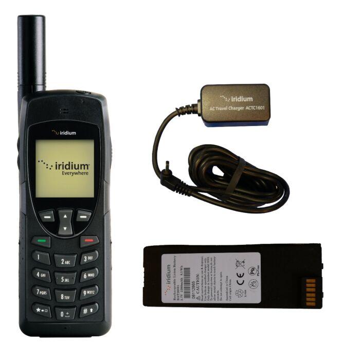 Iridium Satellite Phone >> Iridium 9555 Satellite Phone Used