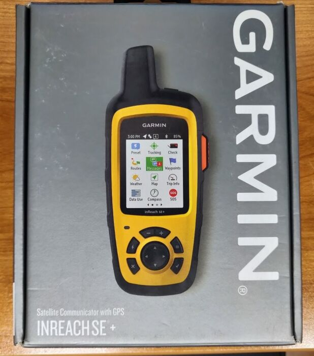 Garmin InReach SE Satellite Communicator