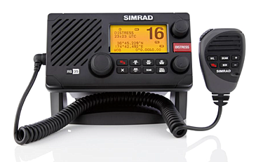 912d0f16 Simrad Rs35 Marine Vhf Radio With Ais